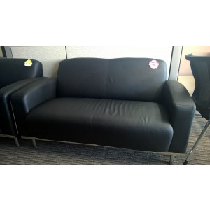 Boss Loveseat BR9902-BK -  Product Picture 2