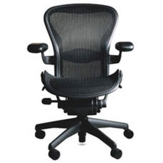 herman miller aeron chair herman miller mesh aeron task chairs product picture 2 - Herman Miller Aeron Chair