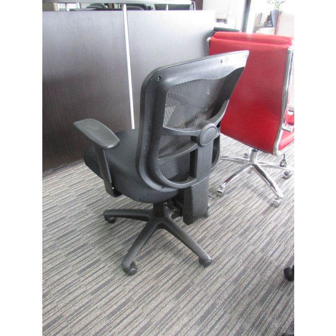 Alera Elusion Mid Back Mesh Chair   Product Picture ...