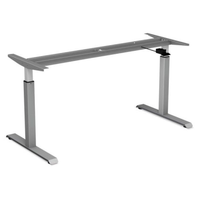 Alera Pneumatic Height Adjustable Table Base Non