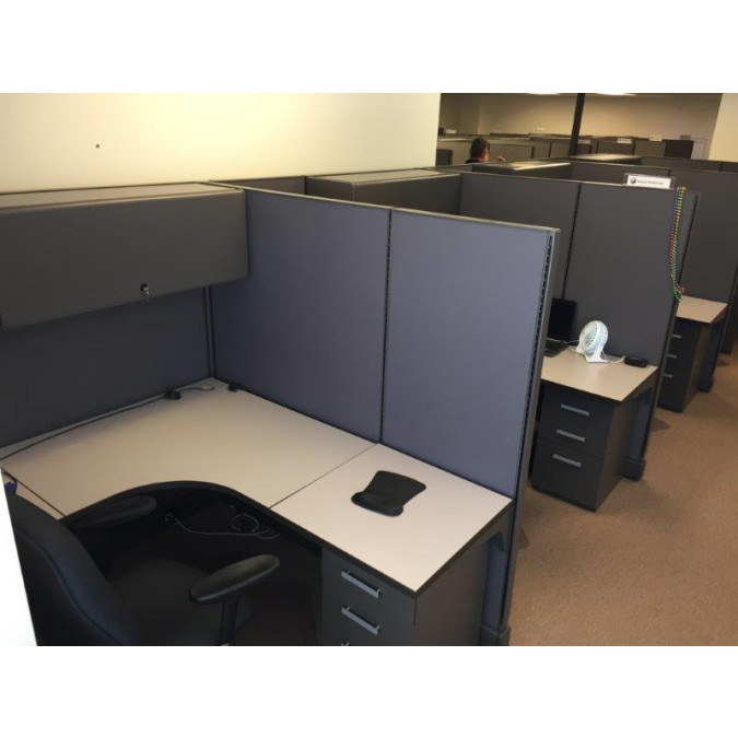 Systems A02 Cubicles Office Furniture Cube Designs