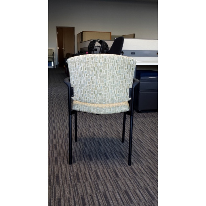 Haworth Guest Improv Chair Office Furniture Cube Designs