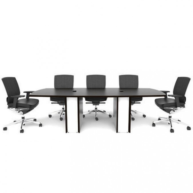 Cherryman Verde Conference Room Table Conference Tables - Black conference room table