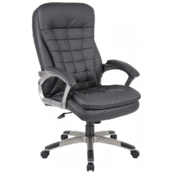 Boss Executive Pillow Top Chair B9331