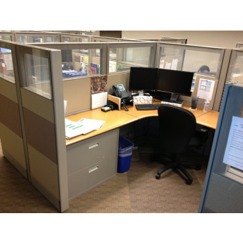 Glassed Out Herman Miller Ethospace (8' x 6')