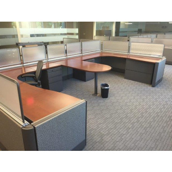 Herman Miller Ethospace Stations (8' x 7' 9