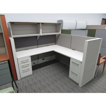 Haworth Compose Cubicle (6'.5