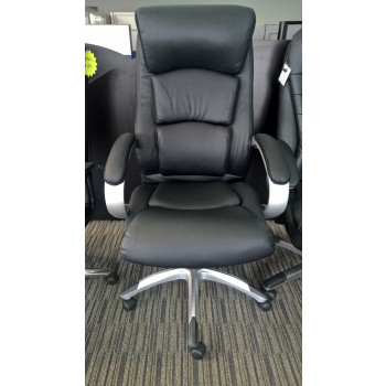 Boss LeatherPlus Executive Chair B8981