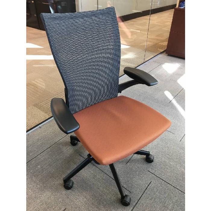 haworth x99 task chair chairs cube designs