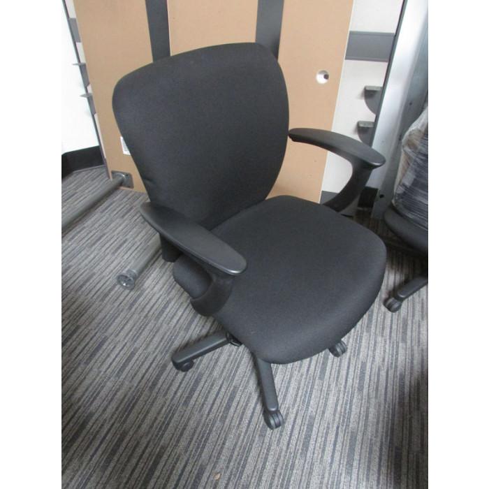 Kimball Coliseum Black Task Chair