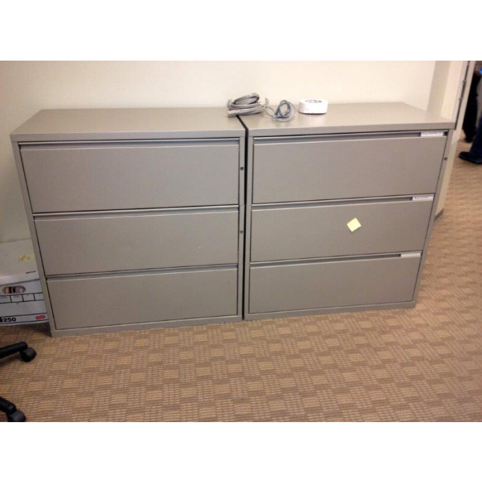 Herman Miller Meridian 3 Drawer Lateral File  sc 1 st  Cube Designs Office Furniture Discounters & Herman Miller Meridian 3 Drawer Lateral File | Filing Solutions