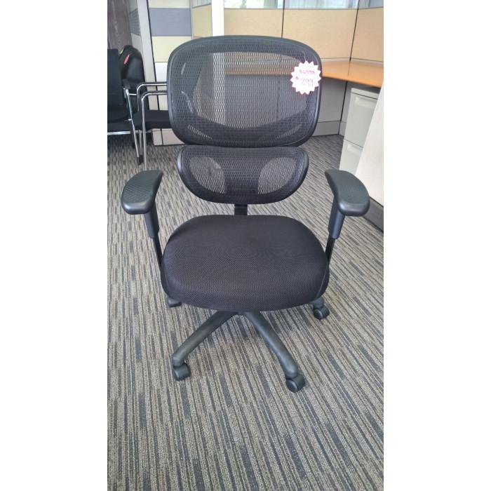boss mesh task chair b6338 boss cube designs
