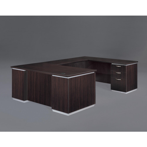 DMI Executive Pimlico U Shape Desk w/ Modesty Panel