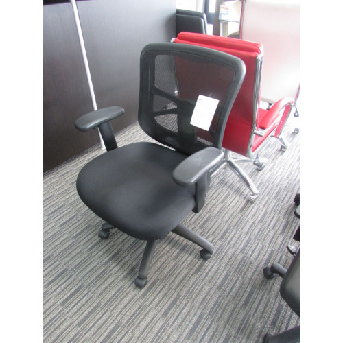 Alera Elusion Mid Back Mesh Chair