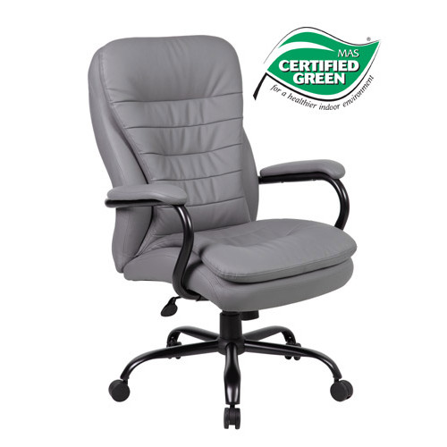 Boss Heavy Duty Pillow Top Executive Chair B991