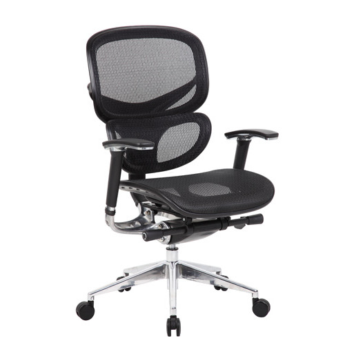 Boss Ergonomic Mesh Chair B6888-HR