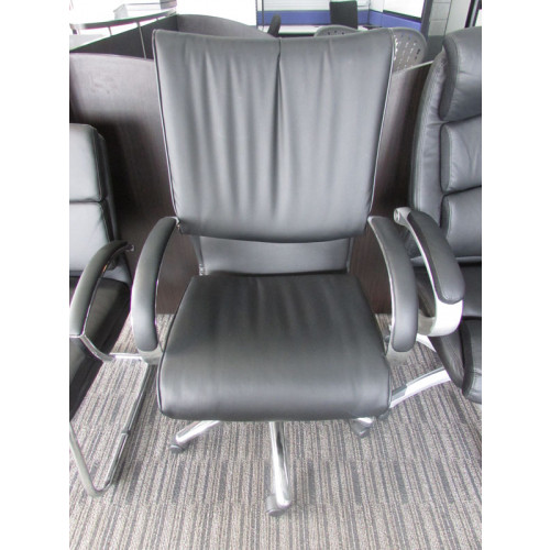 The Perfect Boss B9701C Leather High Back Chair