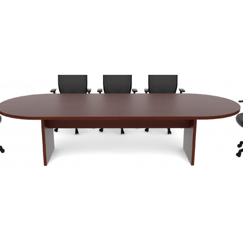 The Perfect Cherryman Amber Conference Room Table