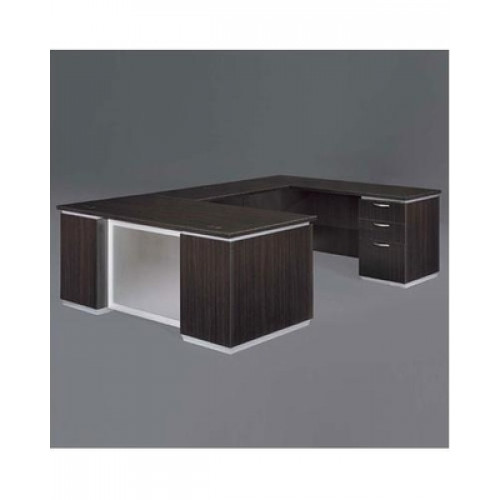 The Perfect DMI Executive Pimlico U Shape Desk w/ Modesty Panel