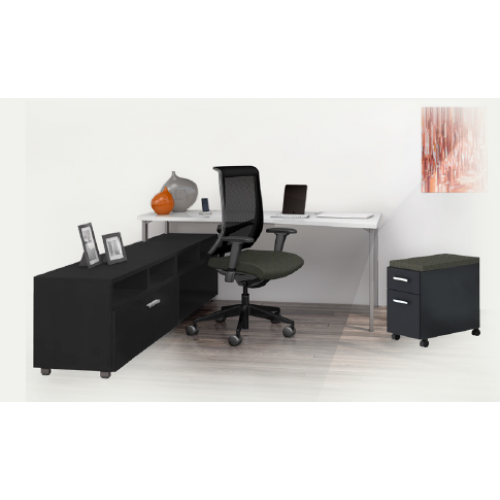 Mayline e5 Desking Typical 12 & 13