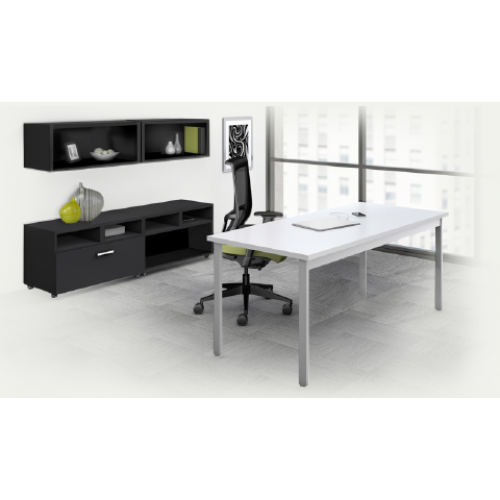 The Perfect Mayline e5 Desking Typical 15 & 16