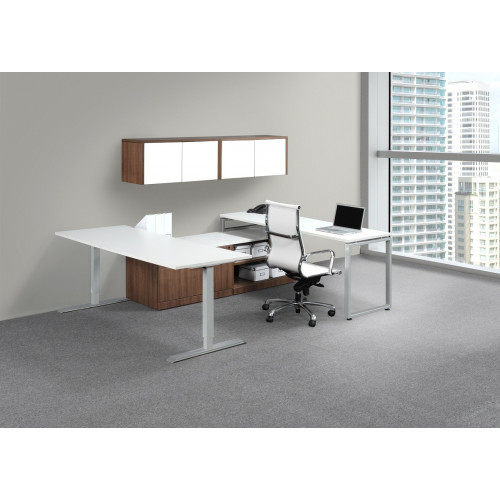 The Perfect Height Adjustable Executive Desk