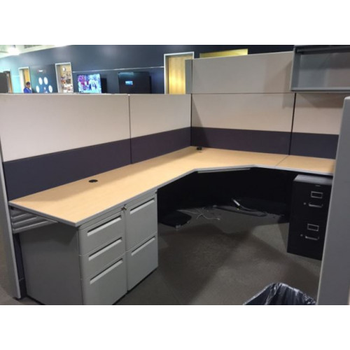 The Perfect Herman Miller iHR Ethospace Cubicle (6' x 8')
