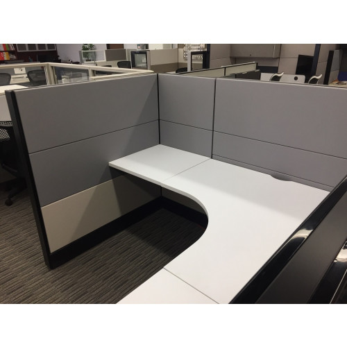 Herman Miller Custom Chain Link Ethospace Units