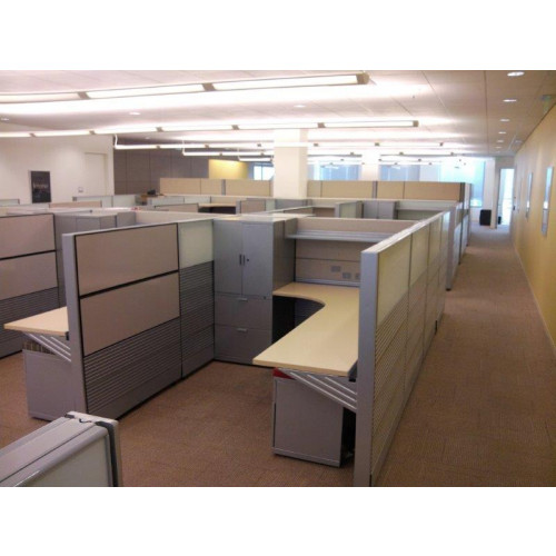 Herman Miller Ethospace Cubicle Station