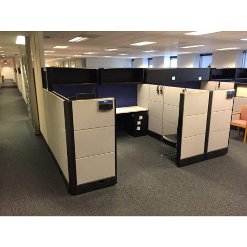 The Perfect Herman Miller Ethospace DT Cubicles