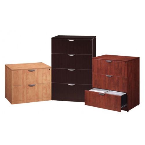Pacific Coast Lateral File Cabinet