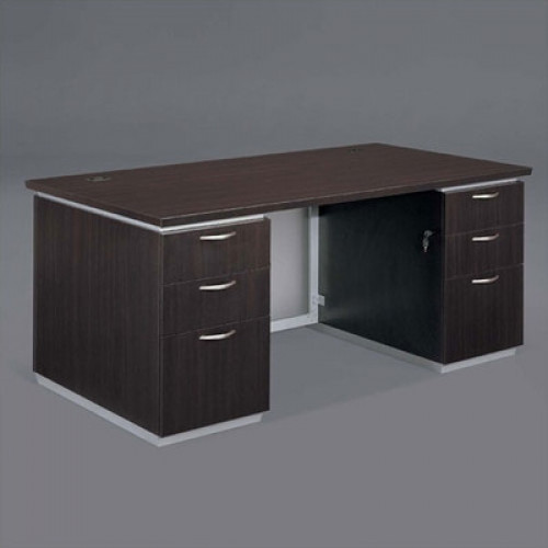 The Perfect DMI Executive Pimlico Desk w/ Modesty Panel