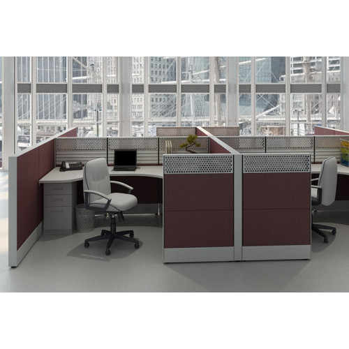 Tiles Cubicle Workstation (Multiple Sizes Available)