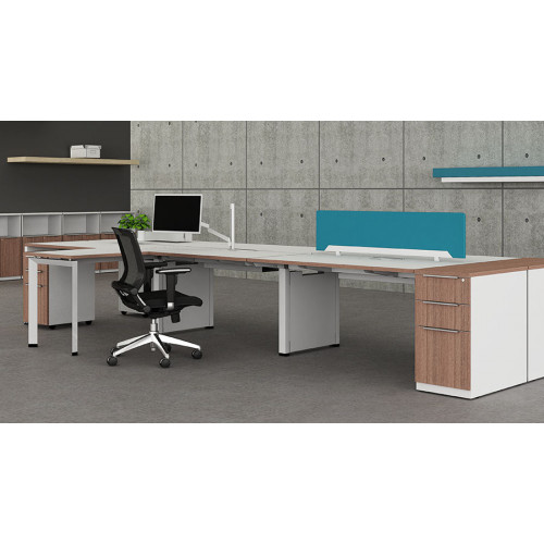 Verity Cubicle Benching Workstation